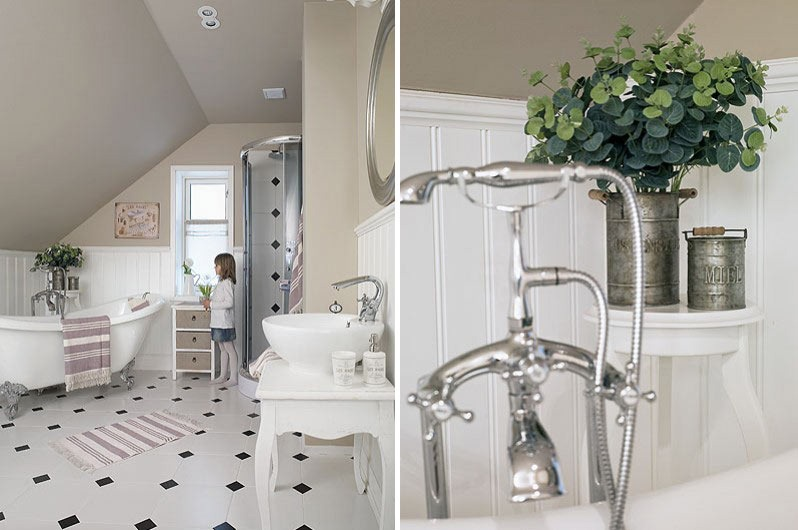 cozy bathroom designs