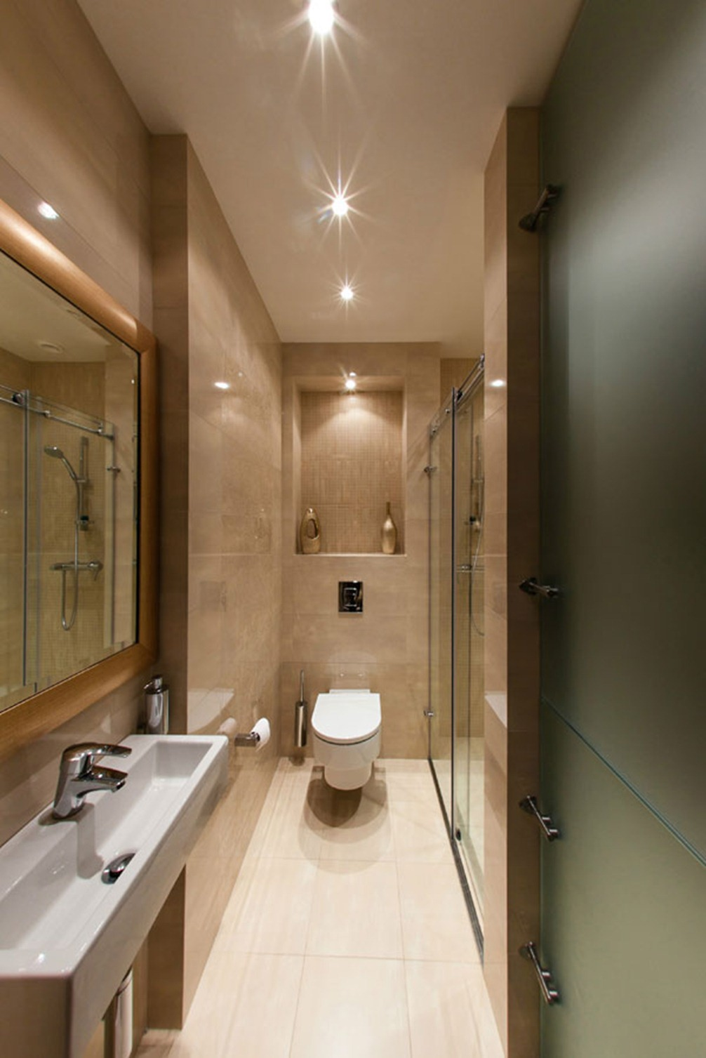 toilet design for small spaces