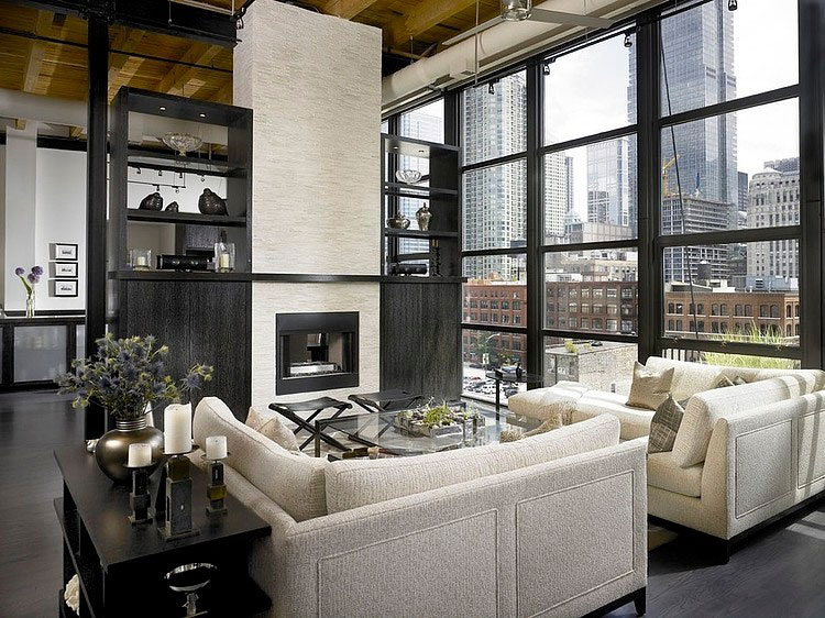 urban style apartment