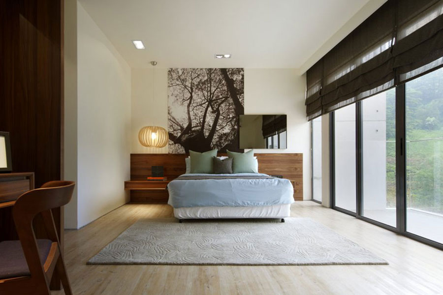 bedroom home design