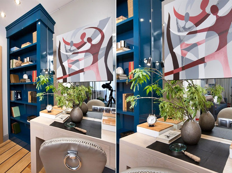 sailor style interior design