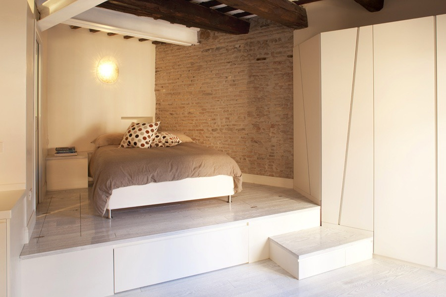 Interior Designs For Studio Apartments small studio apartment interior design in rome