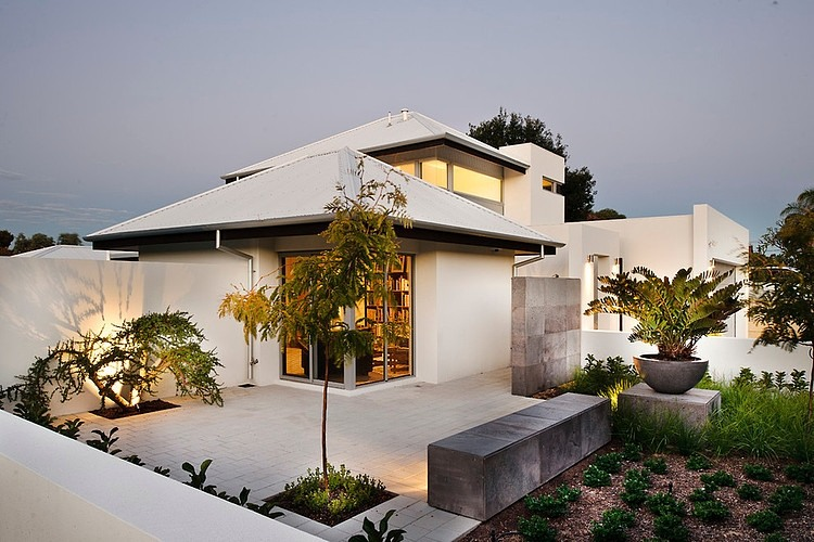 stylish house australia
