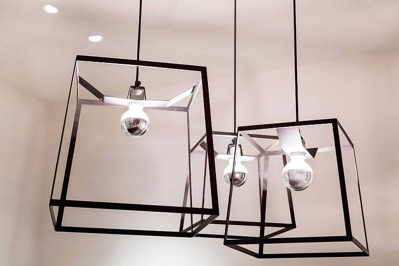 urban style lamps