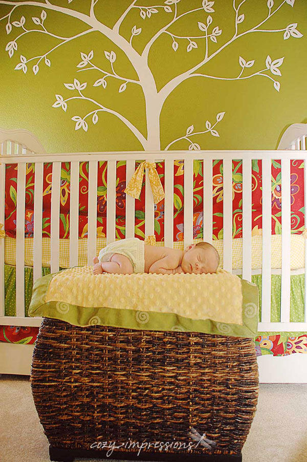 baby nursery design ideas