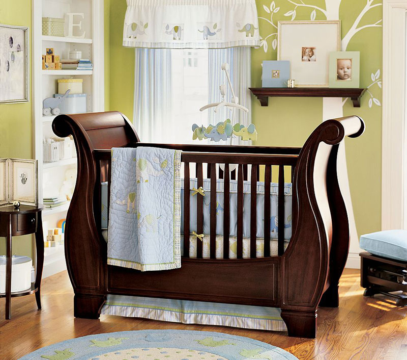baby nursery room design ideas