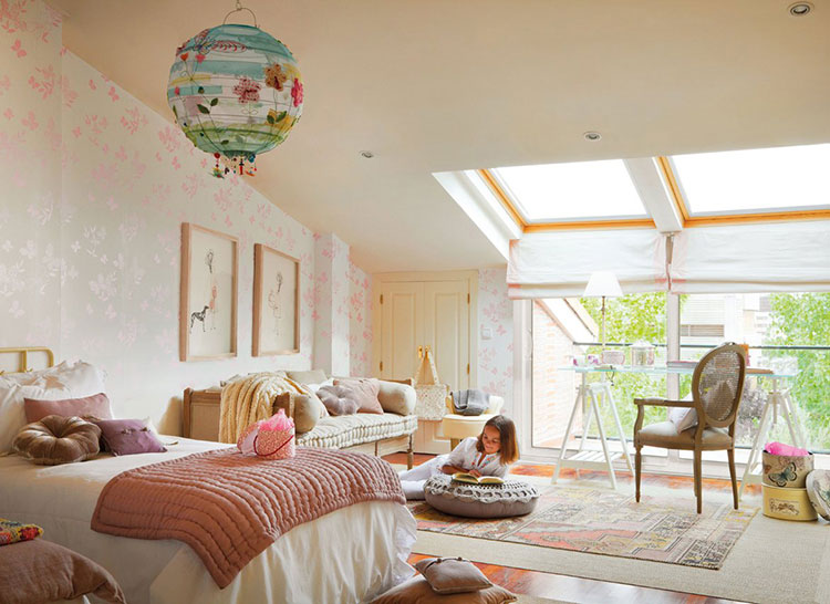 30 Functional and Cozy Childrens Room Design Ideas