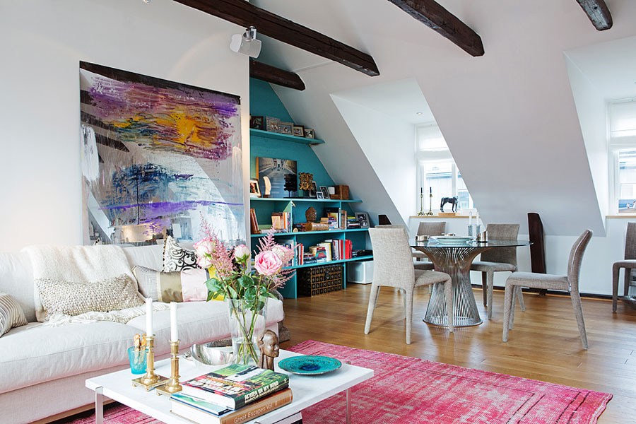loft apartment sweden