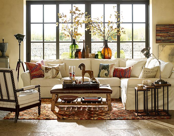 pottery barn design ideas