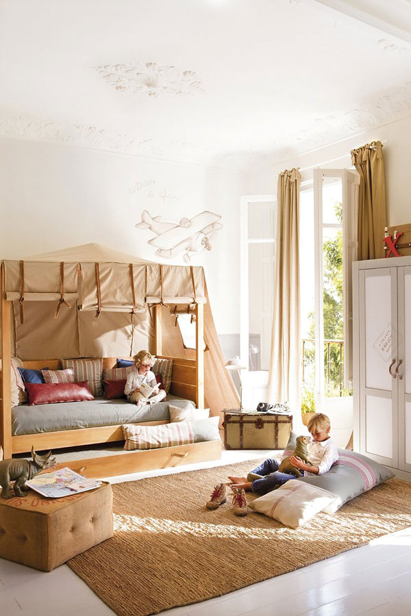 great ideas for little boys rooms