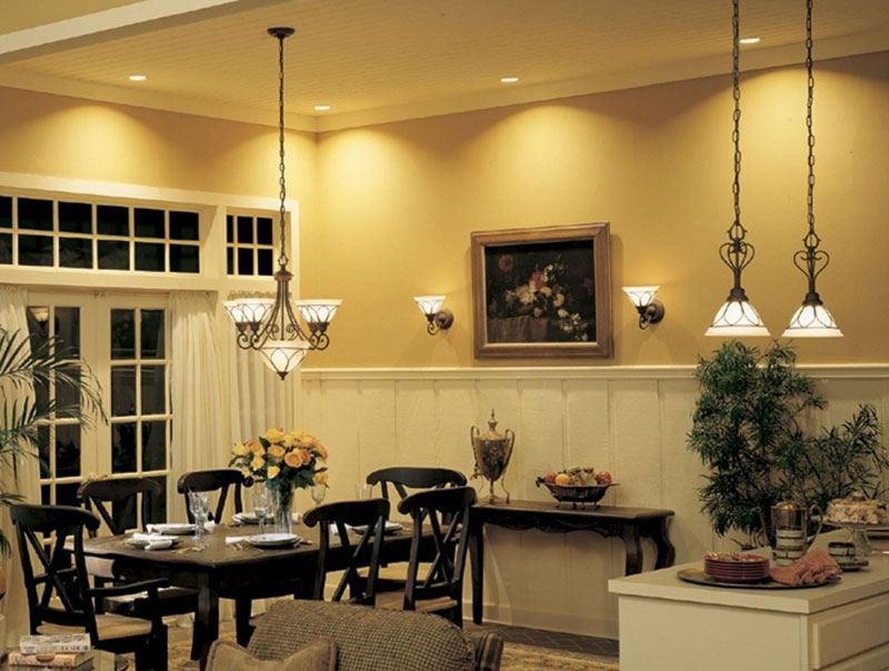 10 tips how to use decorative lighting in home