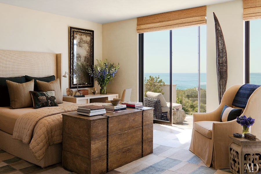 house interior design in Malibu