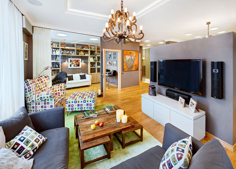 living-room-design-apartment-in Kiev