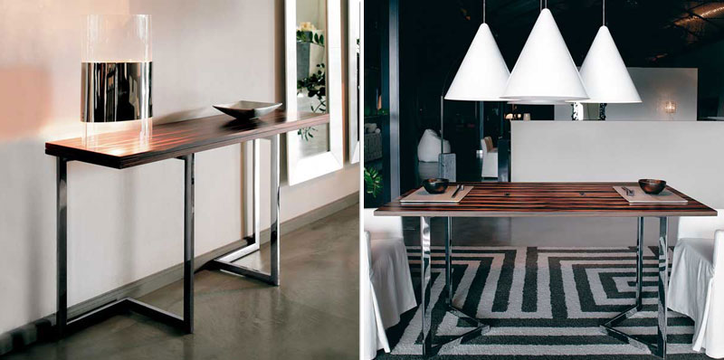 transformer tables design by john strand company